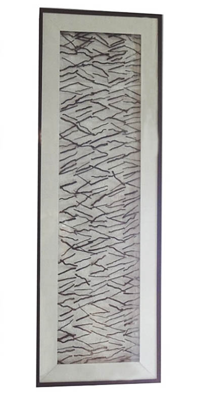 """Gnarled Twigs"" Modern Wall Design by Doi Huang"
